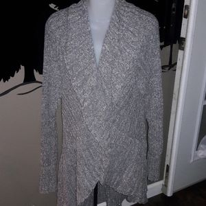 Womens sz XL Apt.9 sweater cardigan like new
